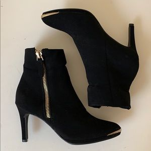 Ankle Booties NWOT